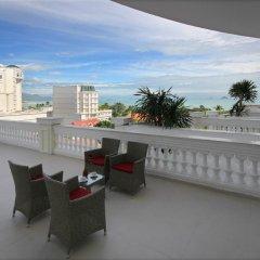 Nha Trang Palace Hotel 3* Люкс с различными типами кроватей фото 2
