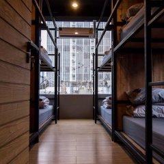 Nap@pan Hostel Кровать в общем номере фото 17