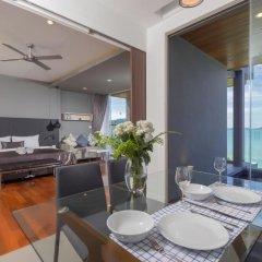 Отель X10 Seaview Suite Panwa Beach Люкс с двуспальной кроватью фото 8