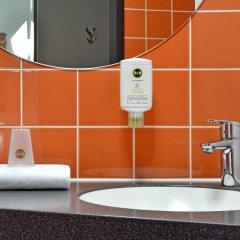 Отель B&B Hotel Leipzig-City Германия, Лейпциг - отзывы, цены и фото номеров - забронировать отель B&B Hotel Leipzig-City онлайн ванная