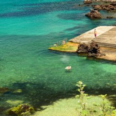 Отель Calma do Mar Португалия, Мадалена - отзывы, цены и фото номеров - забронировать отель Calma do Mar онлайн приотельная территория