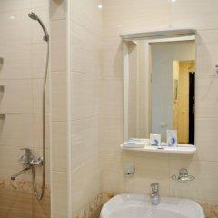 Апартаменты City Centre Light Apartments Мурманск ванная