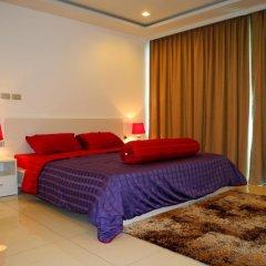 Отель Wong Amat Tower комната для гостей фото 2