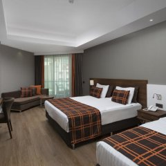 Side Sungate Hotel & Spa 5* Полулюкс с различными типами кроватей фото 2