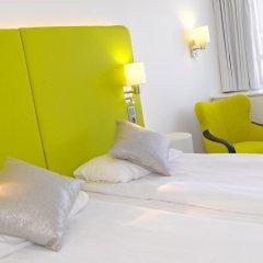 Thon Hotel Brussels City Centre 4* Стандартный номер с разными типами кроватей фото 8