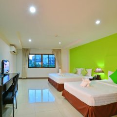Отель Lada Krabi Residence 2* Номер категории Эконом с различными типами кроватей фото 8