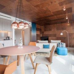 EMA House Hotel Suites 4* Представительский люкс с различными типами кроватей фото 6
