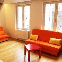 Отель Gaillon Апартаменты с различными типами кроватей фото 12