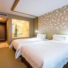Отель China Mayors Plaza 4* Представительский номер с 2 отдельными кроватями