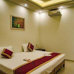Отель Mi Kha Homestay 3* Улучшенный номер с различными типами кроватей фото 2