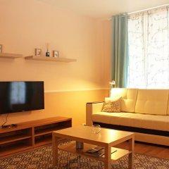 Апартаменты Apartment At Afanasyevsky комната для гостей фото 4