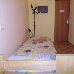Гостиница Капитал Эконом Номер с общей ванной комнатой с различными типами кроватей (общая ванная комната)
