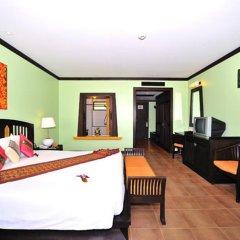 Princess Kamala Beachfront Hotel. комната для гостей фото 4
