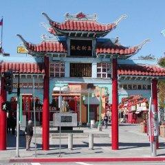 Отель Best Western Plus Dragon Gate Inn США, Лос-Анджелес - отзывы, цены и фото номеров - забронировать отель Best Western Plus Dragon Gate Inn онлайн фото 4