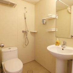 Beijing Sicily Hotel 2* Стандартный номер с различными типами кроватей фото 4