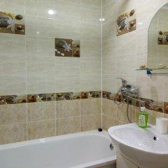 Апартаменты на Четаева 13 Казань ванная