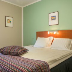 Отель Teaterhotellet 3* Стандартный номер с 2 отдельными кроватями фото 3
