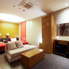 Tria Hotel 3* Номер Делюкс с 2 отдельными кроватями фото 3
