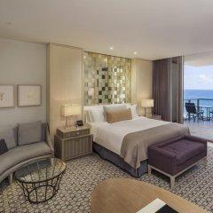 Отель The St. Regis Bal Harbour Resort 5* Номер Делюкс с различными типами кроватей фото 2
