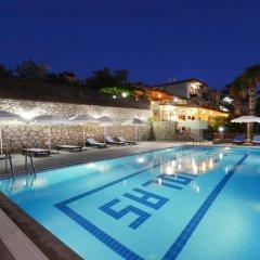Patara Delfin Hotel Турция, Патара - отзывы, цены и фото номеров - забронировать отель Patara Delfin Hotel онлайн бассейн фото 2