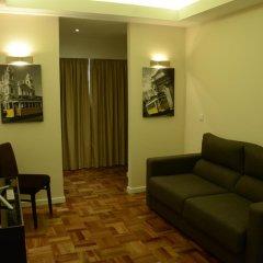 Отель Lisboa Central Park 3* Стандартный номер с различными типами кроватей фото 5