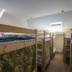 Отель Жилое помещение Рус Таганка Кровать в женском общем номере фото 9