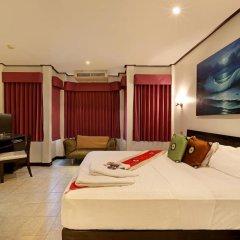 Отель Angus O'Tool's Irish Pub Guesthouse 2* Номер Делюкс двуспальная кровать фото 5