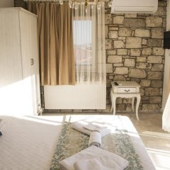 Alacati Sardunya Hotel Номер Делюкс фото 7