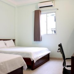 Hanh Chuong Hotel Улучшенный номер с различными типами кроватей фото 6