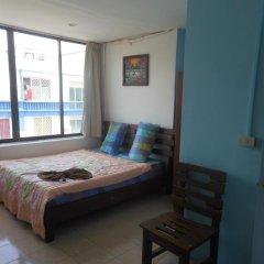 Отель Bossbar-Demidov комната для гостей