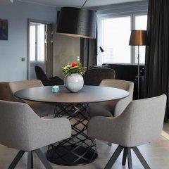 Отель Hilton Helsinki Strand 4* Люкс с различными типами кроватей фото 6