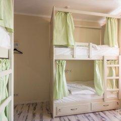Волхонка хостел Стандартный номер с разными типами кроватей фото 3