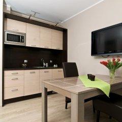 Апартаменты Silver Apartments Студия с различными типами кроватей фото 9