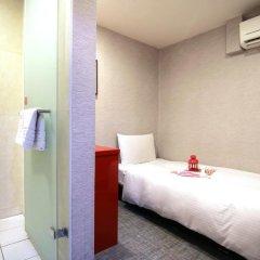 Отель Ximen Taipei DreamHouse 2* Стандартный номер с различными типами кроватей фото 4