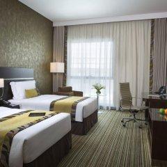 Отель Oryx Rotana 5* Стандартный номер с различными типами кроватей фото 6