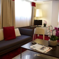 Отель Hôtel Le Richemont комната для гостей фото 2