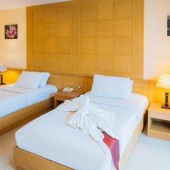 Отель MetroPoint Bangkok 4* Номер Делюкс с различными типами кроватей фото 6