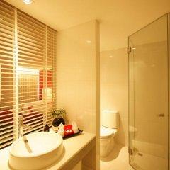 I Residence Hotel Silom 3* Номер Делюкс с различными типами кроватей фото 30