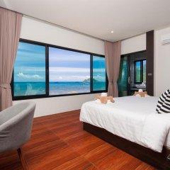 Отель Simple Life Cliff View Resort 3* Стандартный семейный номер с различными типами кроватей фото 13