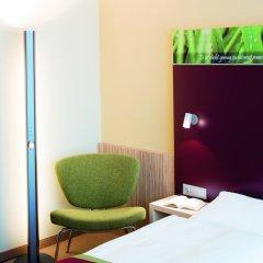 Movenpick Hotel Frankfurt City 4* Стандартный номер с различными типами кроватей фото 4