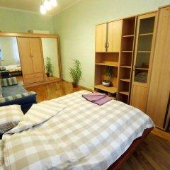 Апартаменты Four Squares Apartments on Tverskaya Апартаменты с двуспальной кроватью