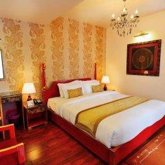 Отель Mandala Boutique Hotel Непал, Катманду - отзывы, цены и фото номеров - забронировать отель Mandala Boutique Hotel онлайн комната для гостей