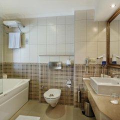 Alaiye Resort & Spa Hotel Турция, Аланья - 8 отзывов об отеле, цены и фото номеров - забронировать отель Alaiye Resort & Spa Hotel - All Inclusive онлайн ванная