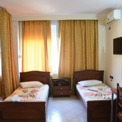Отель Visad Албания, Саранда - отзывы, цены и фото номеров - забронировать отель Visad онлайн комната для гостей фото 5