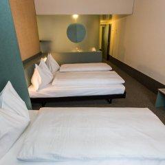 Hotel City am Bahnhof 3* Номер Комфорт с различными типами кроватей фото 5