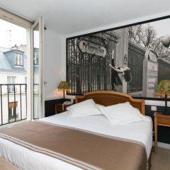 Отель Hôtel Atelier Vavin 3* Стандартный номер с различными типами кроватей