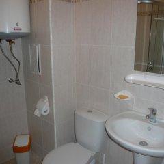 Отель Studio Evgeniya Болгария, Солнечный берег - отзывы, цены и фото номеров - забронировать отель Studio Evgeniya онлайн ванная