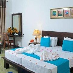 Отель Coco Royal Beach Resort 4* Номер Делюкс с различными типами кроватей фото 6