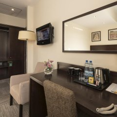 Europeum Hotel 3* Стандартный номер с двуспальной кроватью фото 18