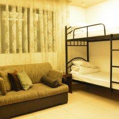 Nadine Boutique Hotel 3* Кровать в общем номере с двухъярусной кроватью фото 5